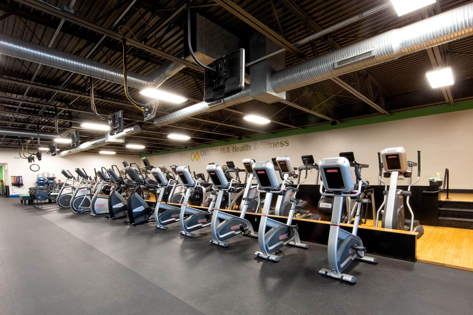Chautauqua Health Fitness Dunkirk Fredonia S 1 Gym